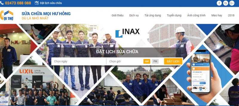 Công ty cổ phần sửa chữa Việt