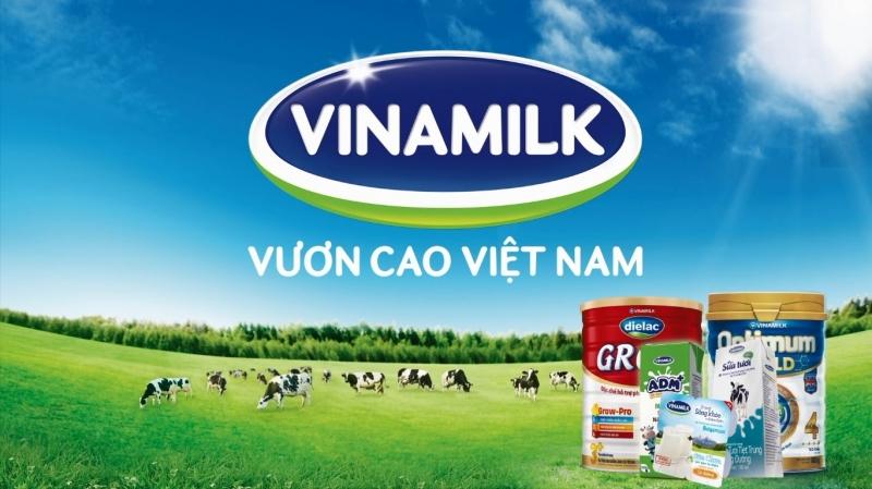 Công ty cổ phần sữa Việt Nam Vinamilk