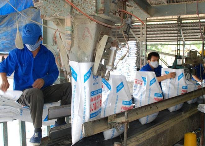 Công ty cổ phần Supe phốt phát và Hóa chất Lâm Thao