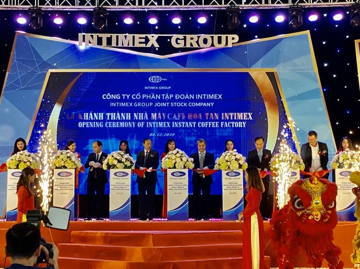 Công ty cổ phần tập đoàn INTIMEX