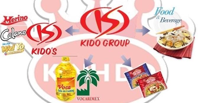 Bán đi mảng bánh kẹo, KIDO tập trung vào các sản phẩm từ sữa và mặt hàng thiết yếu.