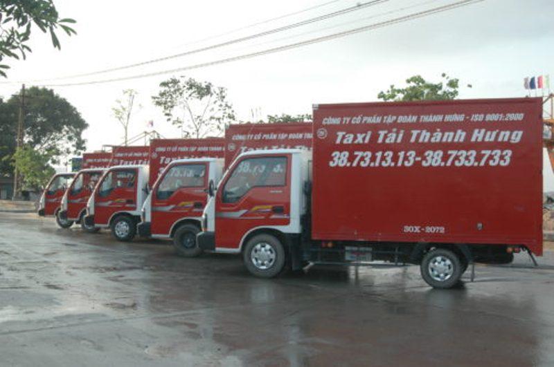 Công ty cổ phần tập đoàn Thành Hưng
