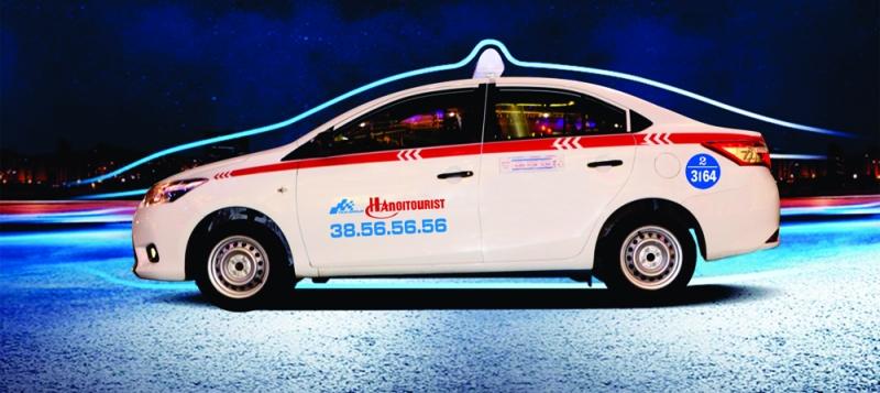 Công Ty Cổ Phần Taxi Tourist