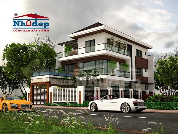 Công ty cổ phần Thiết kế và Xây Dựng Nhà Đẹp Vinh