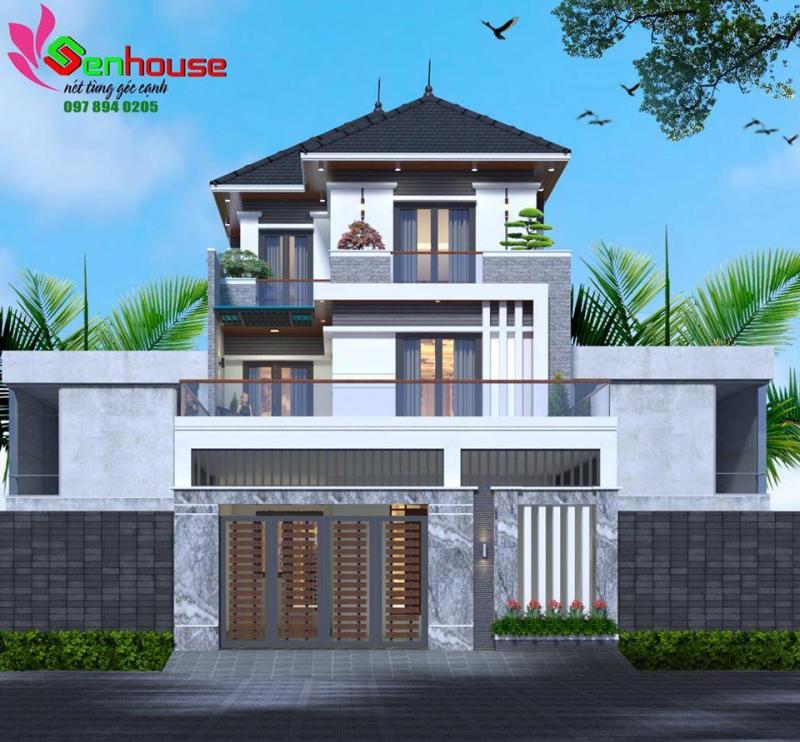 Công ty Cổ phần Thiết kế và Xây dựng Sen Việt