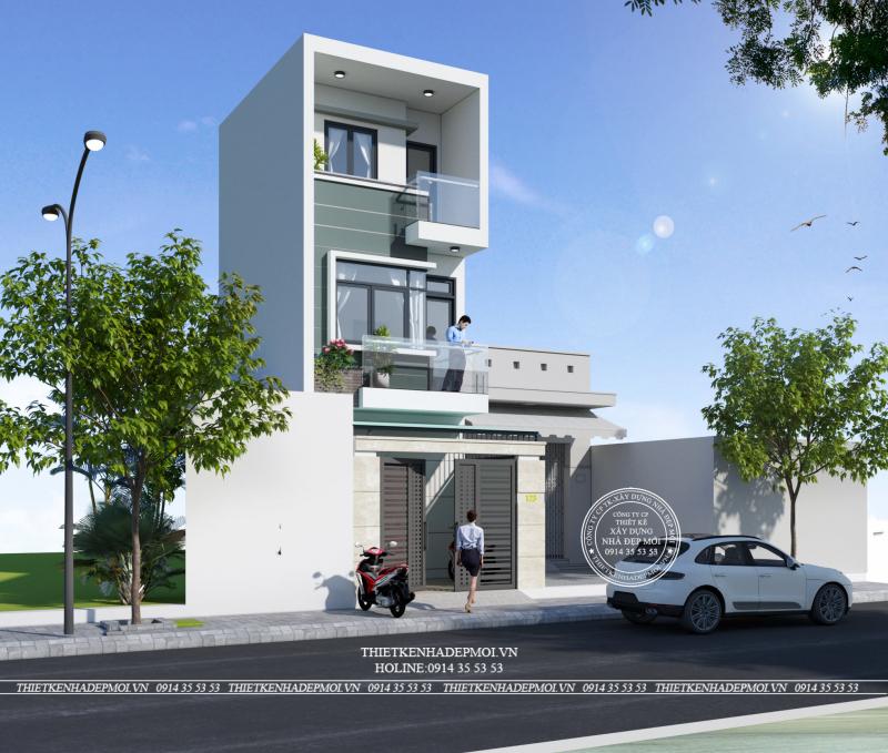 Công ty Cổ phần Thiết kế Xây dựng Nhà Đẹp Mới