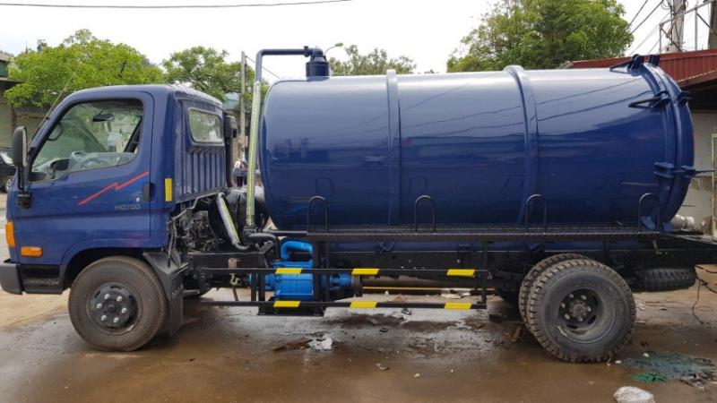 Công ty cổ phần thoát nước thải vệ sinh môi trường Hà Nội.