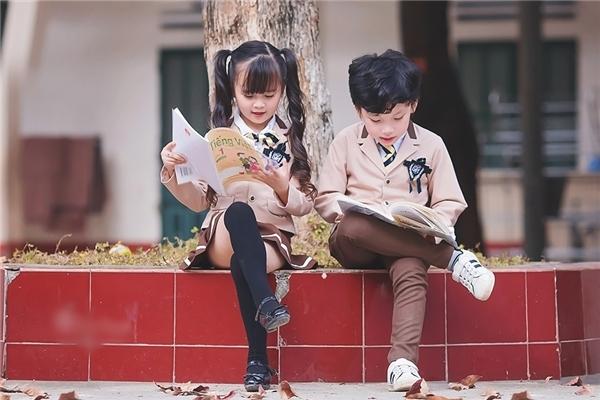 Đồng phục học sinh đẹp, tinh tế, mới lạ