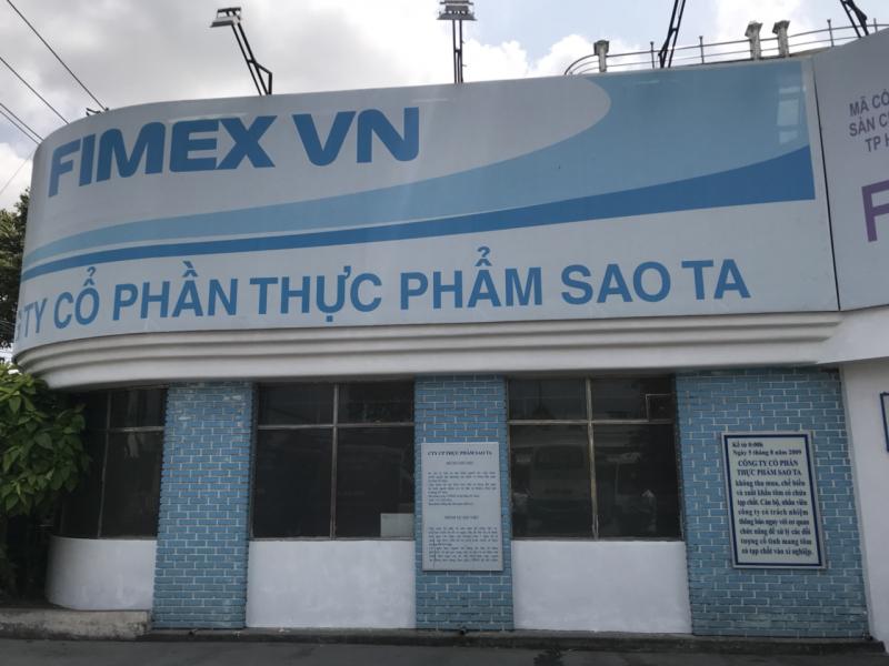 Công Ty Cổ Phần Thực Phẩm Saota (Fimex)