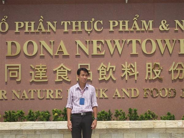 Công Ty Cổ Phần Thực Phẩm Và Nước Giải Khát Dona NewTower