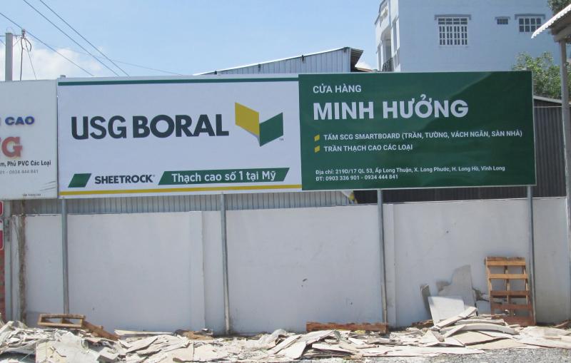 Công ty cổ phần Thương mại Dịch vụ Quảng cáo Kiến Tường
