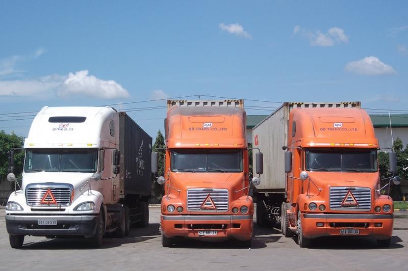 Vận tải container đường dài