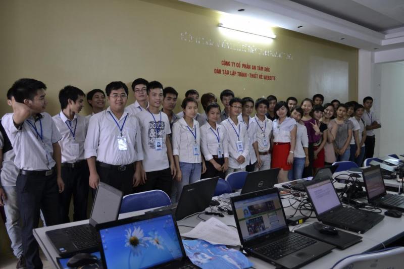 Công Ty Cổ Phần Thương Mại Và Giáo Dục Việt Tâm Đức
