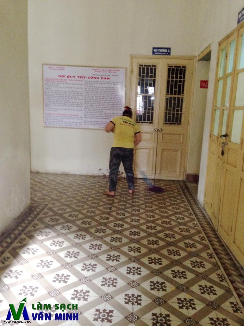 Công ty cổ phần thương mại và làm sạch công nghiệp Văn Minh