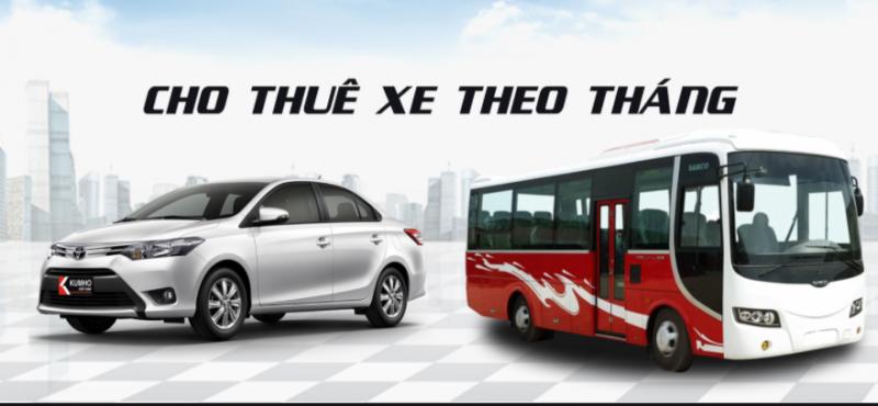 Công ty cổ phần thương mại và vận tải KumHo Việt Hàn