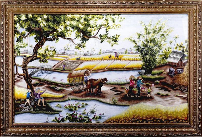 Công ty Cổ phần Tinh hoa nghệ thuật Thêu Việt