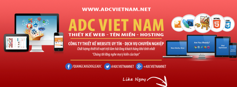 Công ty Cổ phần TM và phát triển công nghệ ứng dụng Việt Nam ADC