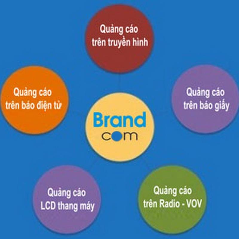 Brandcom là đại lý truyền thông quảng cáo uy tín.
