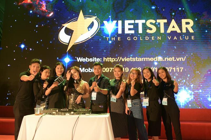 Công ty cổ phần Truyền thông và Giải trí Ngôi Sao Việt