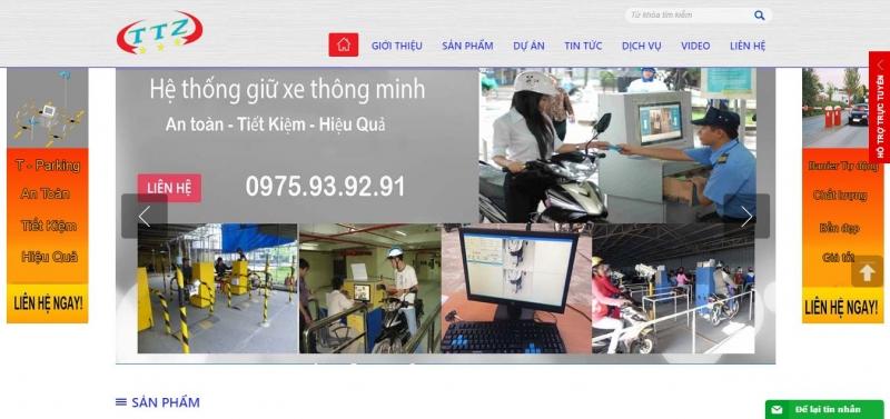 Công ty cổ phần TTZ Việt Nam