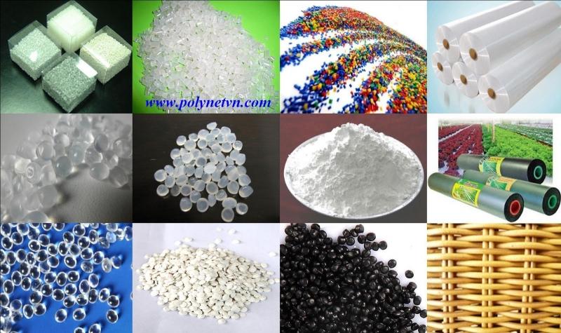Hóa chất nghành nhựa