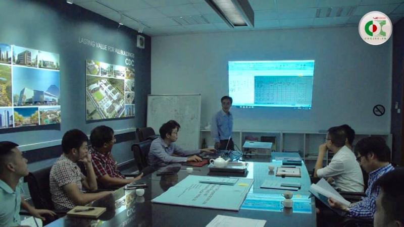 Công ty Cổ phần Tư vấn Đầu tư và Thiết kế Xây dựng Việt Nam – CDC