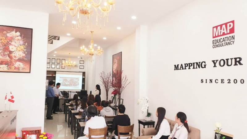 Công ty Cổ phần Tư vấn Du học MAP