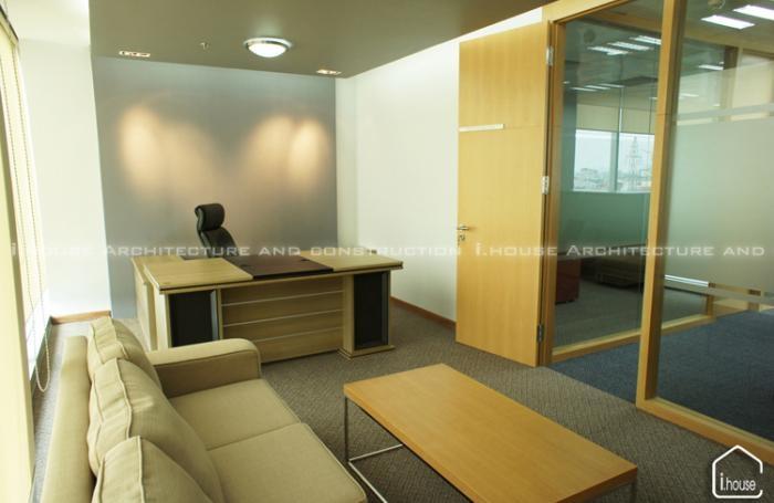 I.house là công ty cung cấp dịch vụ thiết kế nội thất văn phòng nổi tiếng ở Hà Nội