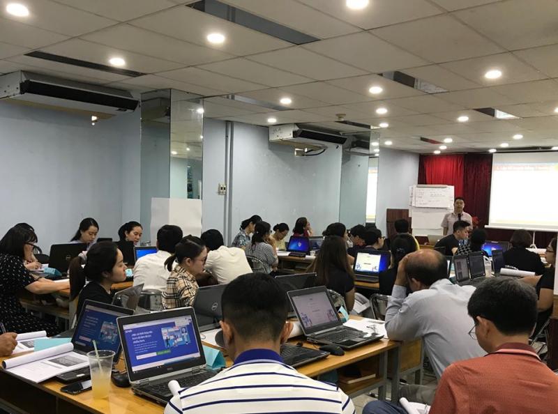 Công ty cổ phần tư vấn và đào tạo Smartpro