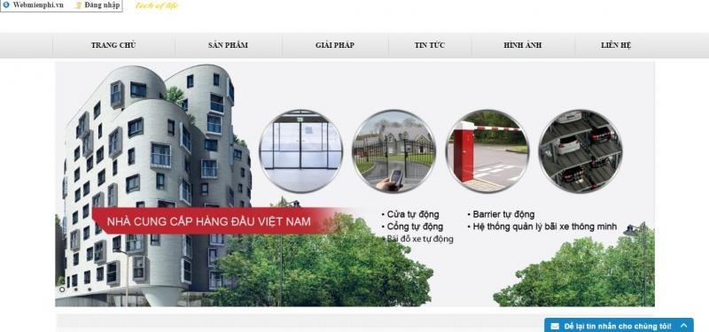 Công ty cổ phần ứng dụng công nghệ Hoàng Thịnh Group