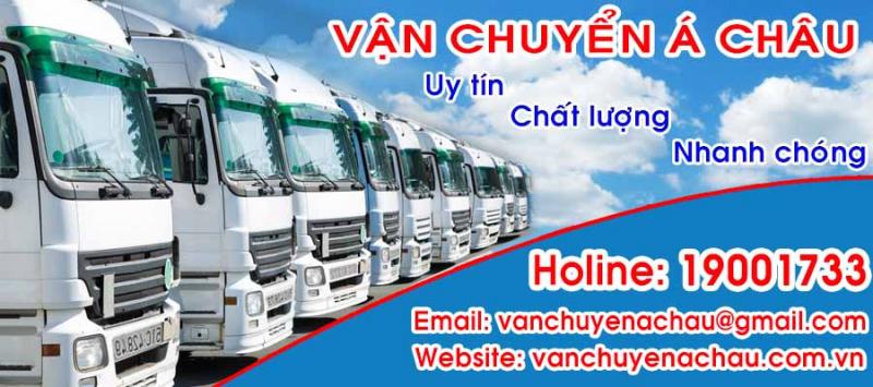 Công ty cổ phần vận chuyển Á Châu