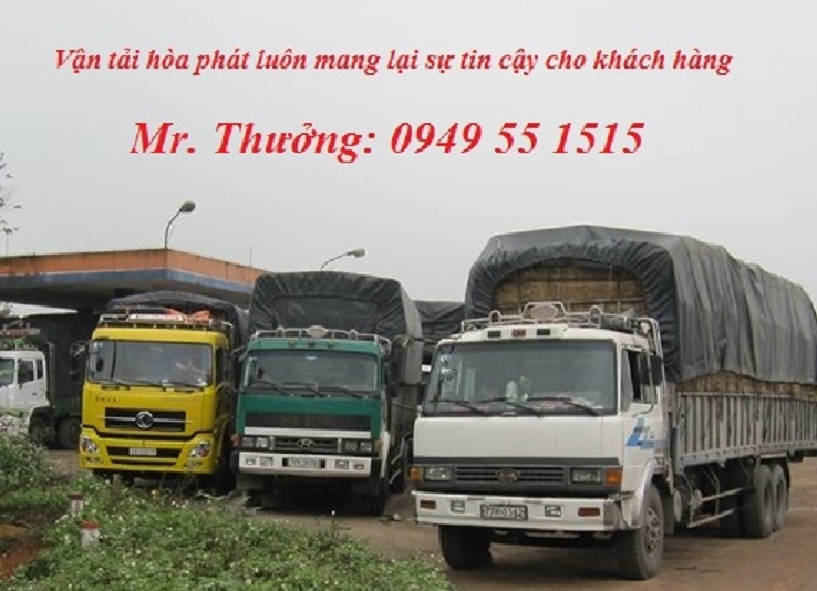 Công ty cổ phần vận tải Hòa Phát