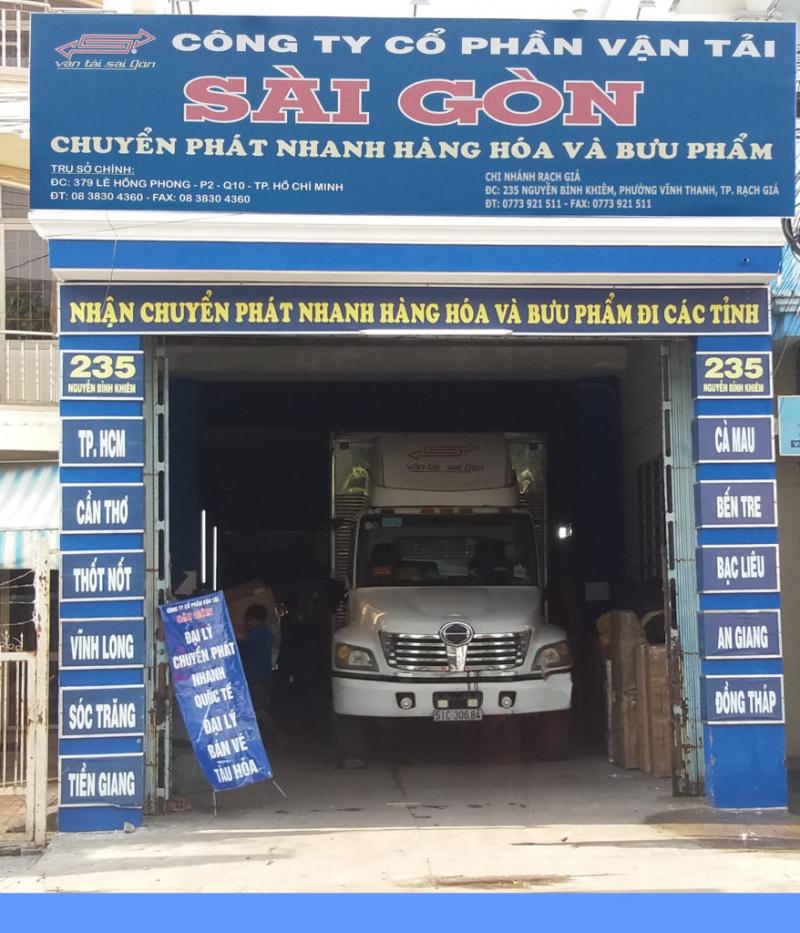 Vận Tải Sài Gòn theo đuổi sự hoàn hảo trong mọi quy trình và dịch vụ giao hàng nhanh, bạn sẽ thực sự hài lòng