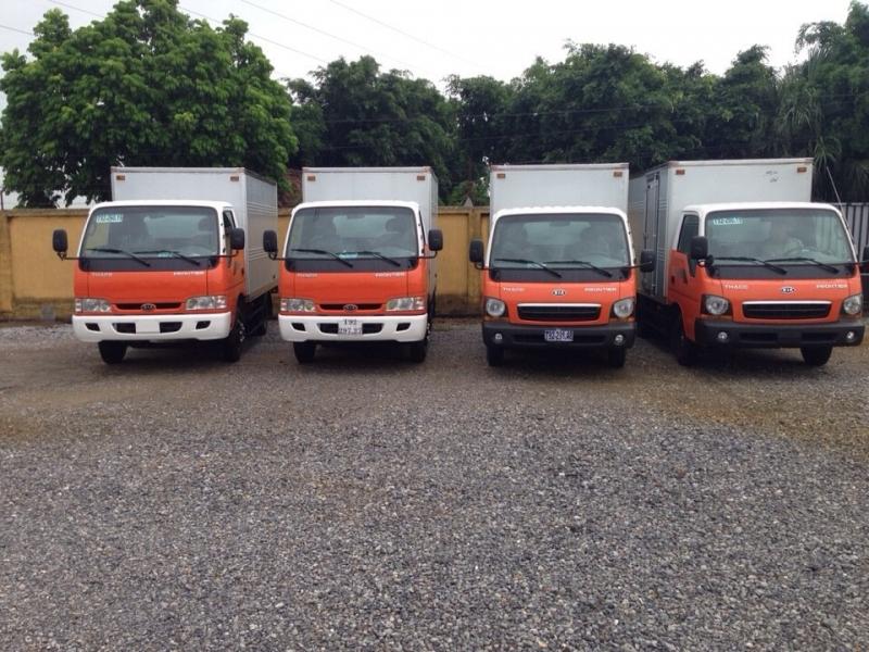 Xúc tiến hệ thống vận tải tại công ty Việt Hưng