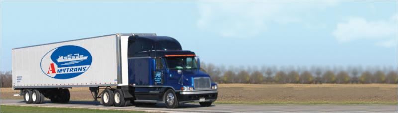 Công ty Vận Tải và Dịch Vụ Á Mỹ chịu trách nhiệm vận chuyển hàng hóa của các khách hàng an toàn