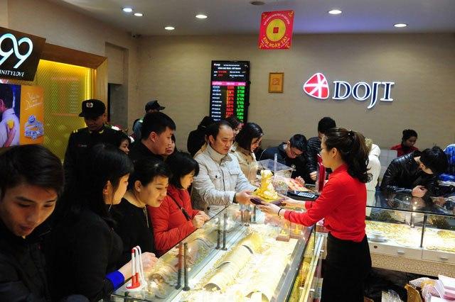 Công ty Cổ phần Vàng bạc Đá quý & Đầu tư Thương mại DOJI