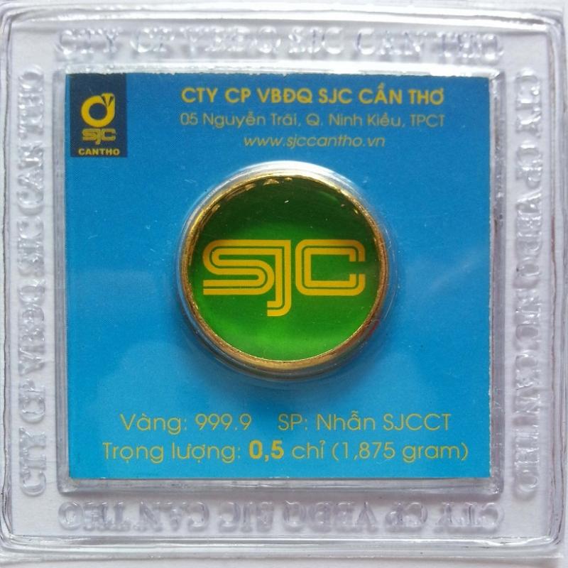 Công ty Cổ phần Vàng bạc đá quý SJC Cần Thơ