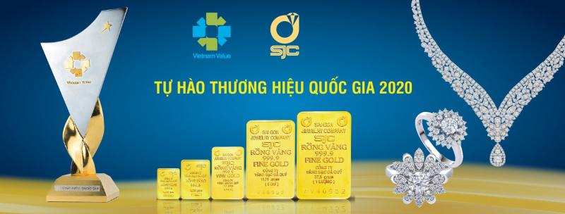 Công ty Vàng Bạc Đá Quý Sài Gòn – SJC