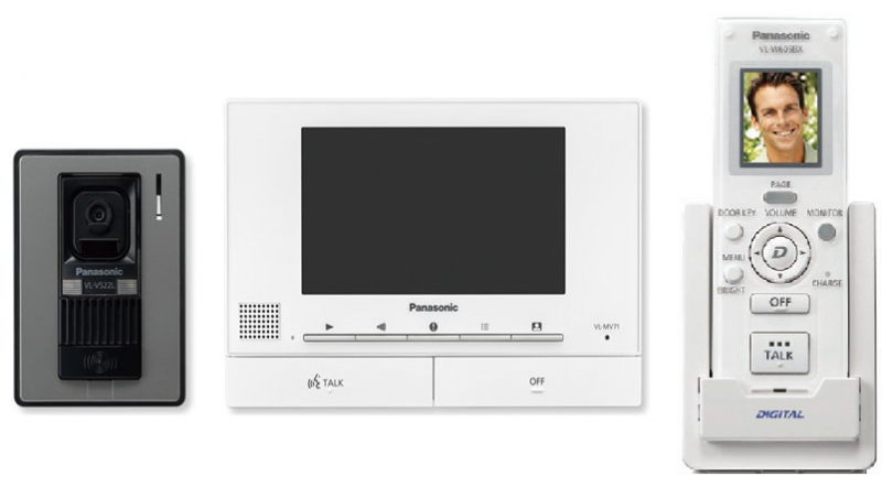 Bộ chuông cửa màn hình màu PANASONIC VL-SW274VN