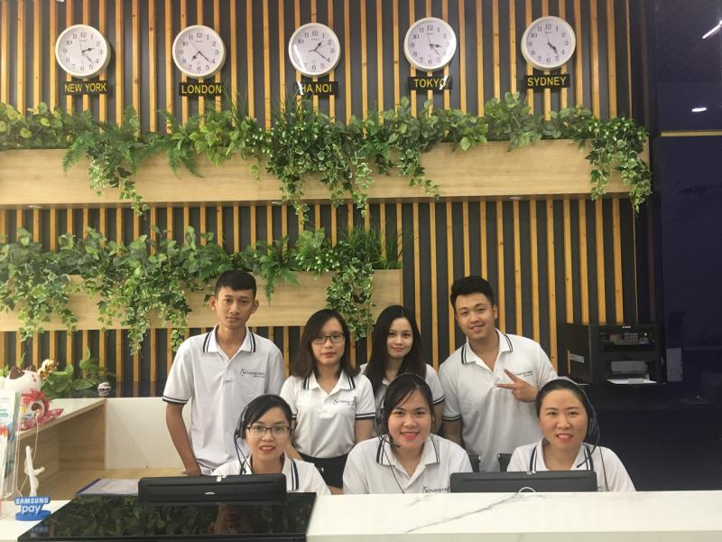 Văn phòng Việt Nam Booking tại Đà Nẵng
