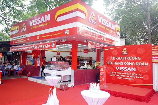 Công Ty Cổ phần Việt Nam Kỹ Nghệ Súc Sản (Vissan)