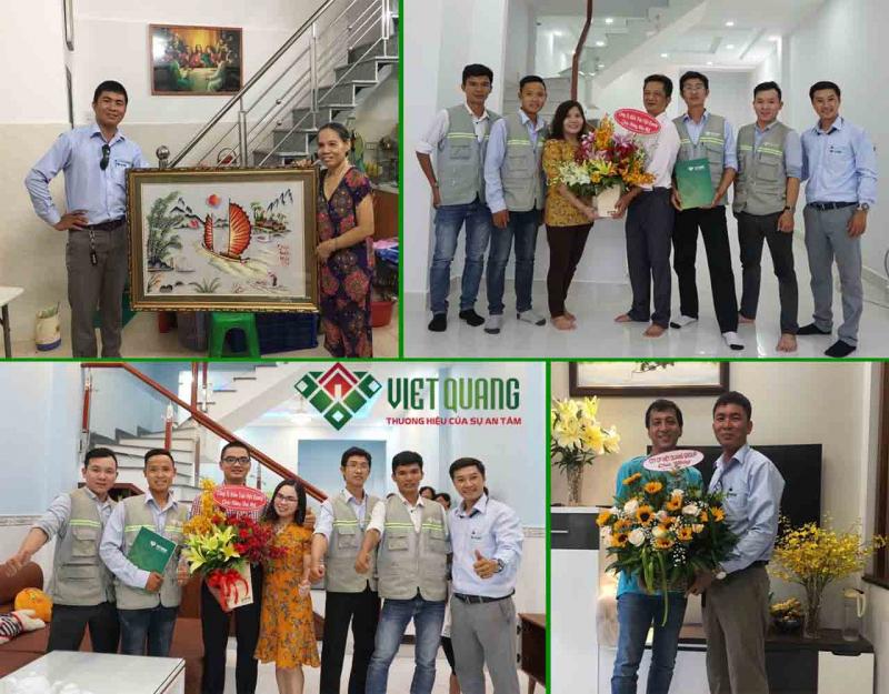 Công ty Cổ Phần  Việt Quang Group
