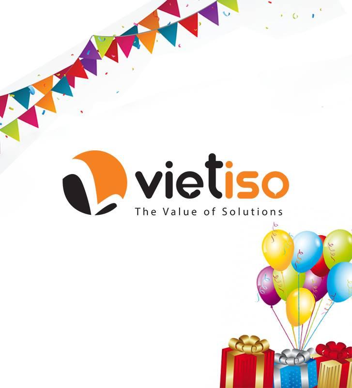 Công ty Cổ phần VietISO