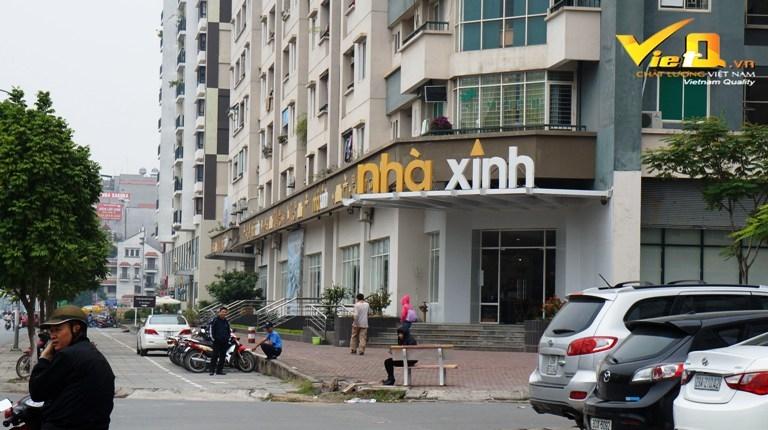Công ty Cổ Phần Xây Dựng Nội Thất Nhà Xinh