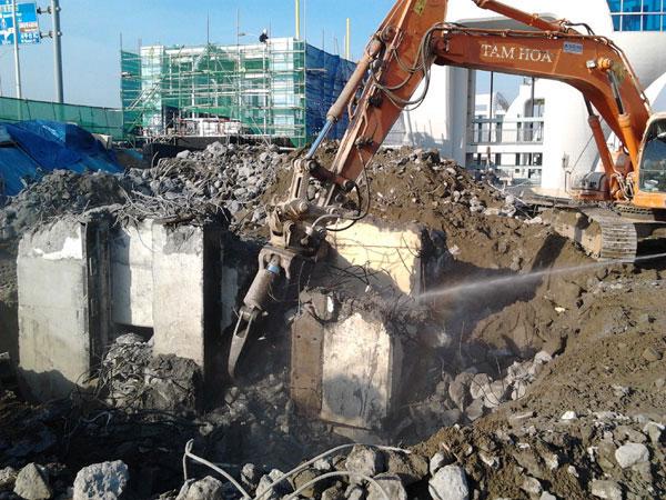 Công ty Cổ phần xây dựng Tam Hoa