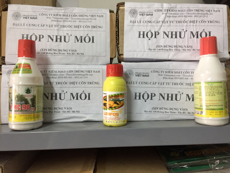 Công Nghệ Pest Control Việt Nam là một trong những công ty hàng đầu về lĩnh vực cung cấp hộp nhử mối