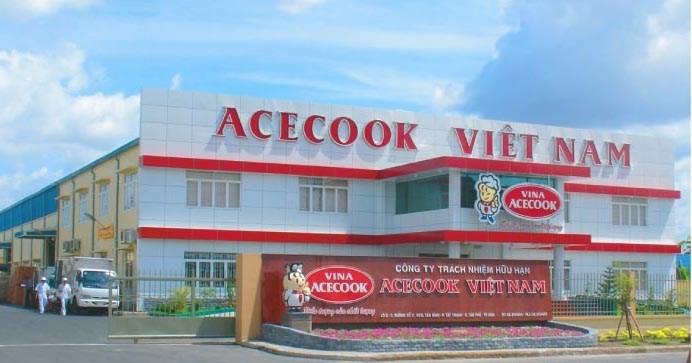 Chi nhánh Acecook tại Việt Nam