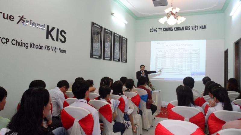 KIS - công ty lớn nhất sàn chứng khoán Việt Nam