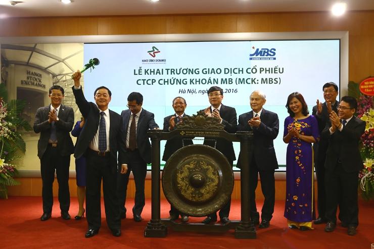 MBS - công ty lớn nhất sàn chứng khoán Việt Nam