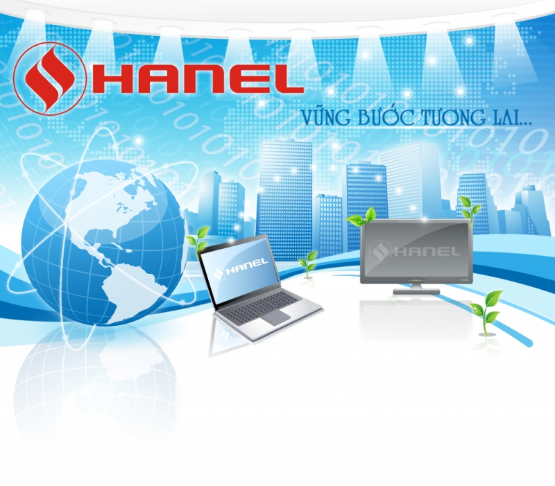 Hanel - vững bước tương lai
